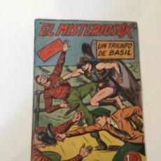 Cómics: MISTERIOSO X NÚMERO 2O. Lote 222435465