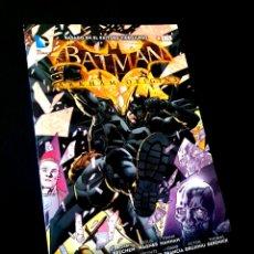 Cómics: DE KIOSCO BATMAN ARKHAM ORIGINS DC COMICS ECC. Lote 222548342