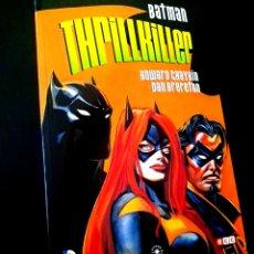 Cómics: DE KIOSCO BATMAN THRILLER DC COMICS ECC. Lote 222548488