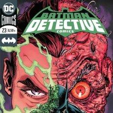Cómics: BATMAN DETECTIVE COMICS 23 - ECC / DC / RUSTICA. Lote 222573276