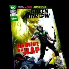 Cómics: DE KIOSCO GREEN ARROW 11 ECC DC COMICS. Lote 222626571