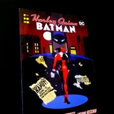 Cómics: DE KIOSCO HARLEY QUINN Y BATMAN DC. Lote 222626813