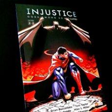 Cómics: DE KIOSCO INJUSTICE GODS AMONG US AÑO CUATRO 4 DC ECC VOLUMEN 2. Lote 222626926