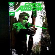Cómics: DE KIOSCO GREEN ARROW 12 DC COMICS ECC. Lote 222627158