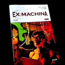 Cómics: DE KIOSCO EX MACHINA 6 VERTIGO ECC. Lote 222628568