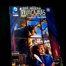 Cómics: DE KIOSCO BATMAN EDGAR ACCAN POE NUNCA MAS DC COMICS ECC. Lote 222630121