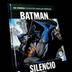 Cómics: DE KIOSCO BATMAN SILENCIO PARTE 1 DC COMICS COLECCION NOVELAS GRAFICAS ECC SALVAT. Lote 222637711