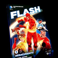 Cómics: DE KIOSCO FLASH 9 RENACIMIENTO ECC DC COMICS. Lote 222646745