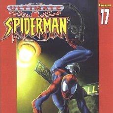 Cómics: ULTIMATE SPIDERMAN - NÚMERO 17 - FORUM. Lote 222659221