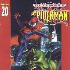 Cómics: ULTIMATE SPIDERMAN - NÚMERO 20 - FORUM. Lote 222659620