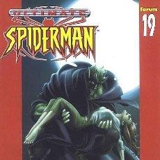 Cómics: ULTIMATE SPIDERMAN - NÚMERO 19 - FORUM. Lote 222659717