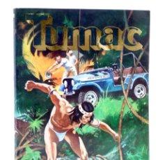 Cómics: TUMAC RETAPADO 2. NÚMEROS 5 A 8 (PINTO / AMADOR / BLASCO) DALMAU SOCIAS, 1979. OFRT. Lote 250284660