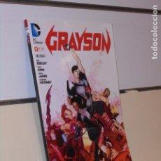 Cómics: GRAYSON Nº 2 DC COMICS - ECC OFERTA. Lote 222691193