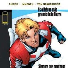 Cómics: SUPERSTAR DOLMEN EDITORIAL. Lote 222731218