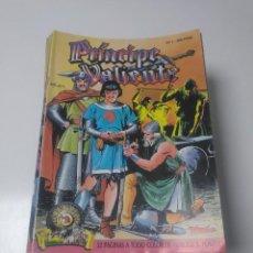 Cómics: LOTE EL PRÍNCIPE VALIENTE 62 NÚMEROS EDICIÓN HISTÓRICA 1988 EDICIONES B. Lote 222835442