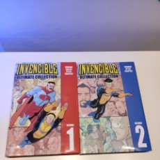 Comics: INVENCIBLE COLLECTION TOMOS 1 Y 2. Lote 222836806