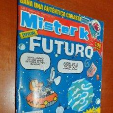 Cómics: MISTER K 45. GRAPA. HUMOR. BUEN ESTADO. VARIOS AUTORES. DE EL JUEVES.. Lote 222844386