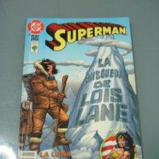 Cómics: SUPERMAN. LA LUNA DE MIEL. VID.. Lote 176909353