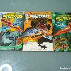 Cómics: SUPERMAN. LOS GIGANTES MILENARIOS. VID.. Lote 177004917