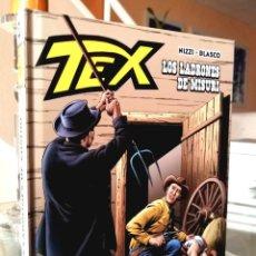 Cómics: TEX. LOS LADRONES DE MISURI - TAPA DURA - ALETA (COMO NUEVO). Lote 222852300