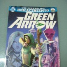 Cómics: GREEN ARROW 1 ECC. Lote 222853077