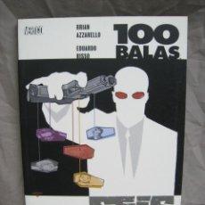 Cómics: 100 BALAS. SEIS PALMOS BAJO PLOMO. VERTIGO.. Lote 222887786