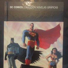 Cómics: DC CÓMICS COLECCIÓN NOVELAS GRÁFICAS N.25 TRINIDAD ECC SALVAT ( 2016/2020 ). Lote 222914145
