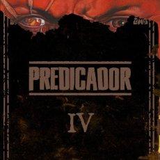 Cómics: PREDICADOR Nº 4 (LINEA DC BLACK LABEL) EDICION DELUXE - ECC - CARTONE - IMPECABLE - OFM15. Lote 223084918