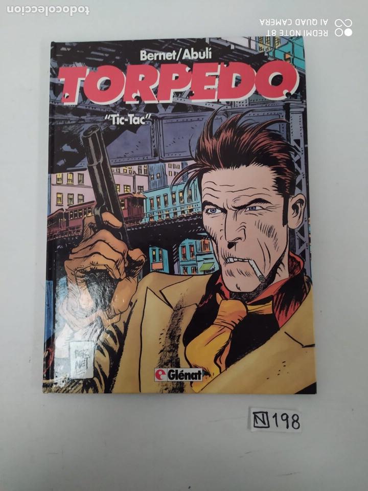 TORPEDO (Tebeos y Comics Pendientes de Clasificar)