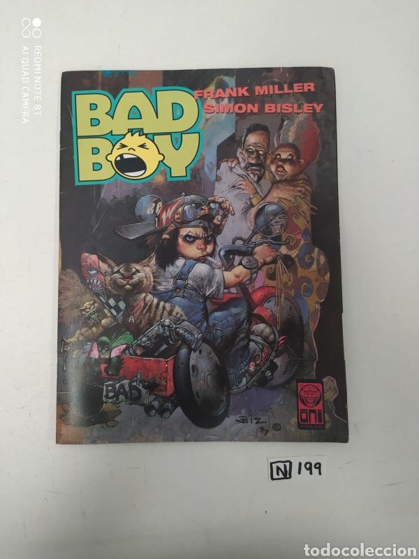BAD BOY (Tebeos y Comics - Comics Colecciones y Lotes Avanzados)
