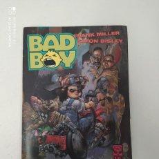 Cómics: BAD BOY. Lote 223293468