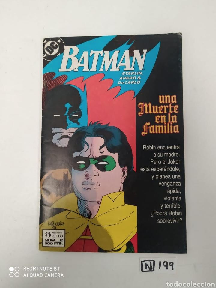 BATMAN (Tebeos y Comics - Comics Colecciones y Lotes Avanzados)