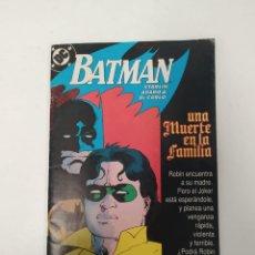 Cómics: BATMAN. Lote 223293520
