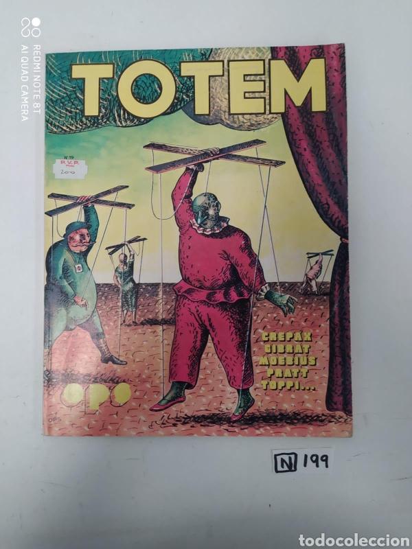 TOTEM (Tebeos y Comics - Comics Colecciones y Lotes Avanzados)