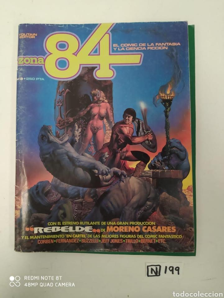 ZONA 84 (Tebeos y Comics - Comics Colecciones y Lotes Avanzados)