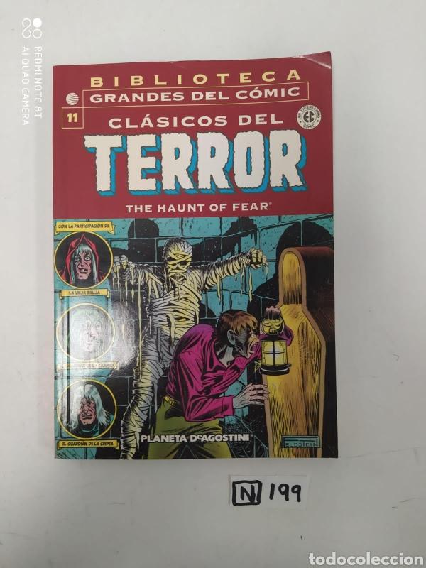 CLÁSICOS DEL TERROR (Tebeos y Comics - Comics Colecciones y Lotes Avanzados)