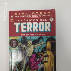 Cómics: CLÁSICOS DEL TERROR. Lote 223293636