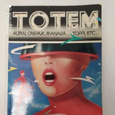 Cómics: TOTEM. Lote 223293820