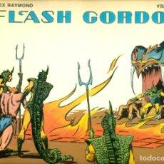 Cómics: FLASH GORDON DE EDICIONES BO, EDICION 1980, COLECCION COMPLETA 12 EJEMPLARES DE ALEX RAYMOND. Lote 223333660