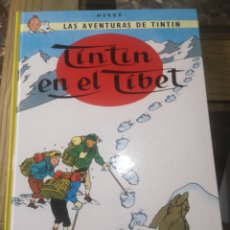 Cómics: TINTÍN EN EL TIBET CÍRCULO DE LECTORES. Lote 223339786