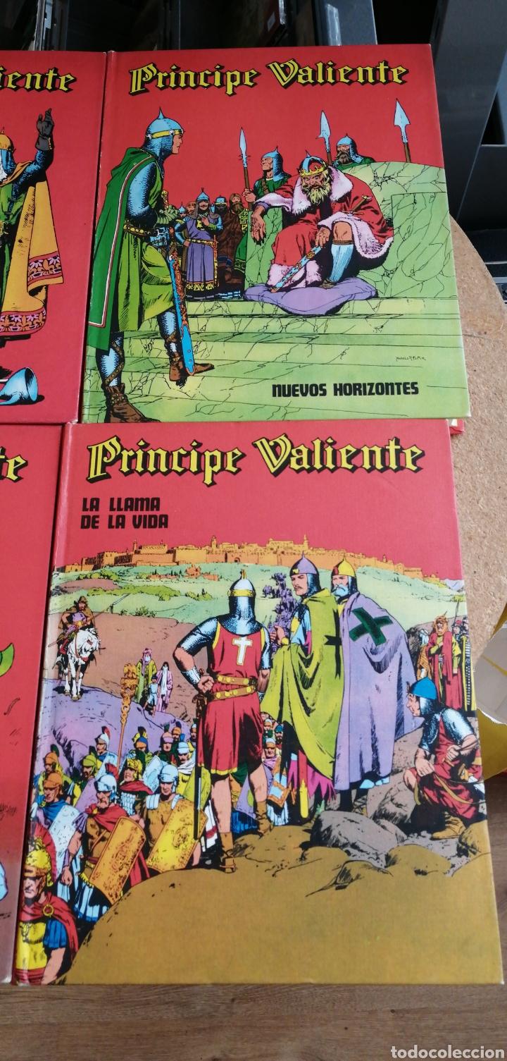 Cómics: 8 tomos el príncipe valiente buru Lan 1972 - Foto 3 - 223450056