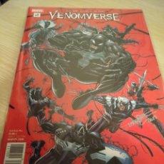 Comics: NÚMERO 1 DE VENOMVERSE EDICIÓN USA, FIRMADO POR IBAN COELLO.. Lote 223491302