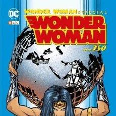 Cómics: WONDER WOMAN ESPECIAL NUMERO 750 - ECC - CARTONE - MUY BUEN ESTADO - MPS1. Lote 223806053