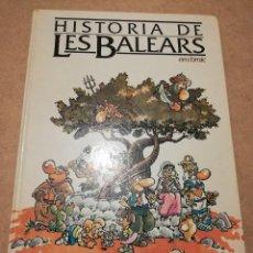 Cómics: HISTÒRIA DE LES BALEARS EN CÒMIC (EQUIP BUTIFARRA!). Lote 223867973