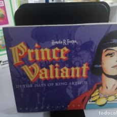 Comics : PRINCE VALIANT IN THE DAYS OF KING ARTHUR. HAL R. FOSTER. 30 POSTCARDS. Lote 223915382