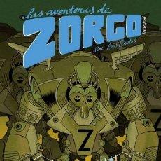 Cómics: LAS AVENTURAS DE ZORGO INTEGRAL (LUIS BUSTOS) DIBBUKS - CARTONE - MUY BUEN ESTADO - OFM15. Lote 223921161
