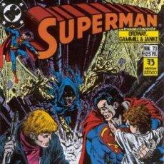 Fumetti: SUPERMAN VOL. 2 - Nº 73 (ZINCO). Lote 223938530