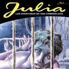 Cómics: JULIA EN LA MENTE DEL MONSTRUO - ALETA ED. - IMPECABLE - OFM15. Lote 223958431
