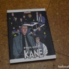 Fumetti: KANE. 4. PAUL GRIST. DOLMEN EDITORIAL. Lote 224055496