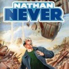 Cómics: NATHAN NEVER VOL. 3 LOTE CON 5 TOMOS (1- 2- 3- 5- 6) COMPLETA A FALTA DEL Nº 4 - ALETA ED. - OFM15. Lote 224074285